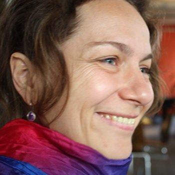 Rhia Sabine Häusle Yogalehrerin bei Rhia Yoga in Dinhard und Winterthur