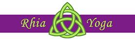 Logo von Rhia Yoga Dinhard Nähe Winterthur