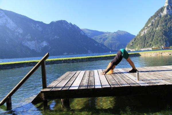 Entschleunigung und Achtsamkeit mit RhiaYoga in Winterthur und Dinhard